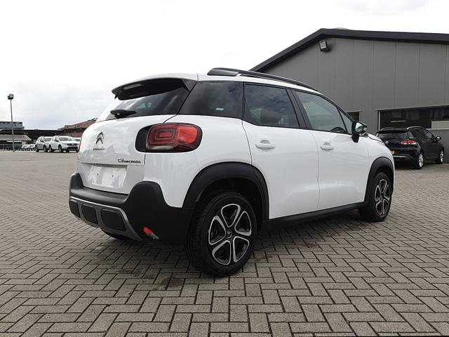 C3 Aircross 1.5 120PS BlueHDi Automatik Feel Klimaautomatik Navi Apple CarPlay Android Auto Bluetooth Tempomat Nebelsch. 16''-3D-Designkappen