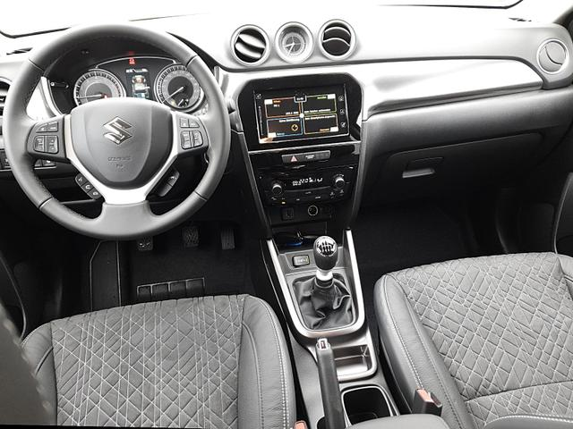 Vitara 1.4 129PS HYBRID Comfort Voll-LED Klim Klimaautomatik Sitzheizung Suzuki-Navi Apple CarPlay Android Auto PDC v+h Rückf.Kamera Tempomat mit ACC