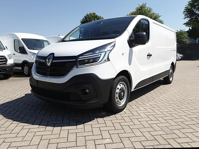Renault Trafic Kastenwagen - L2H1 2.0 dCi 170PS Komfort 3,0t 3-Sitzer Klimaautomatik Navi Bluetooth Parksensoren Rückf.Kamera Voll-LED Tempomat Vorlauffahrzeug kurzfristig verfügbar