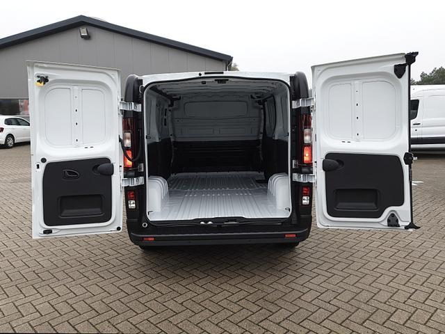 Renault Trafic Kastenwagen L2H1 2.0 dCi 145PS Automatik Komfort 3,0t 3-Sitzer Voll-LED Klima Navi Keyless Parksensoren Rückf.Kamera DAB+ Bluetooth Tempomat