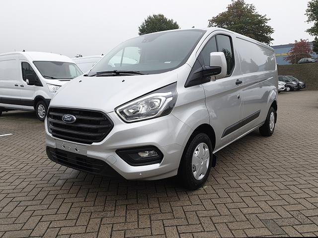 Ford Transit Custom - L2 2.0 TDCi 108PS Trend 3,0t 3 3-Sitzer Klima Anhängerkupplung Ford-Radio Bluetooth 8''-Touchscreen Apple Carplay Android Auto Frontscheibe beheizb. PDC v h Rückf.Kamera Vorlauffahrzeug kurzfristig verfügbar