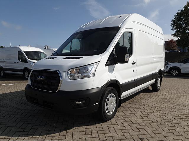 Ford Transit Custom - 350 L3H3 2.0TDCi 130PS Trend 3,5t 3-Sitzer Klima Anhängerkupplung Frontscheibe beheizb. Radio mit Bluetooth PDC v+h Tempomat