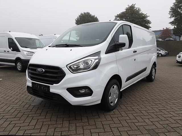 Ford Transit Custom - L2 2.0 TDCi 108PS Trend 3,0t 3-Sitzer Klima Dachgrundträger (klappbar) ab Werk Ford-Navi SYNC 3 DAB+ Bluetooth 8''-Touchscreen Apple Carplay Android Auto PDC v+h