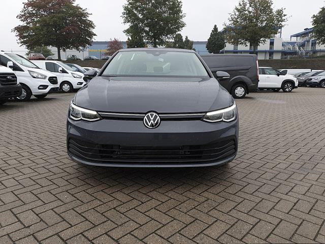 Volkswagen Golf 8 1.5 TSI ACT OPF 130PS Life 5-Türig Klimaautomatik Sitzheizung Lenkradheizung LED-Scheinwerfer PDC v+h Tempomat ACC