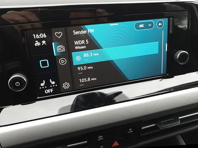 Golf 8 1.5 TSI ACT OPF 130PS Life 5-Türig Kli Klimaautomatik Sitzheizung Lenkradheizung LED-Scheinwerfer PDC v+h Tempomat ACC