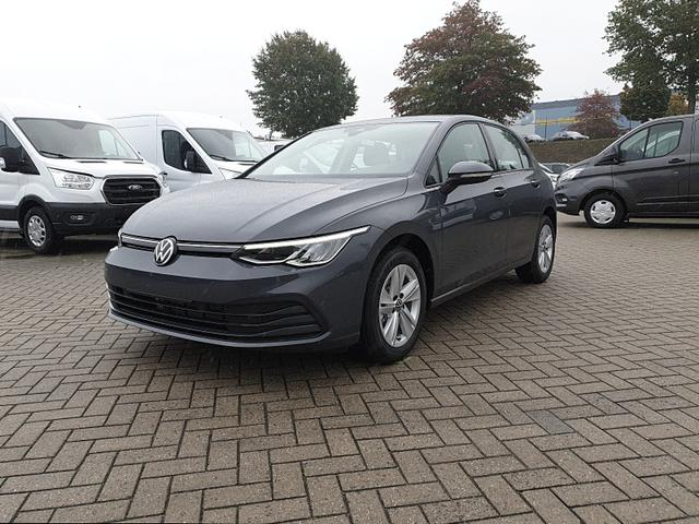 Volkswagen Golf - 8 1.5 TSI ACT OPF 130PS Life 5-Türig Klimaautomatik Sitzheizung Lenkradheizung LED-Scheinwerfer PDC v h Tempomat ACC Vorlauffahrzeug