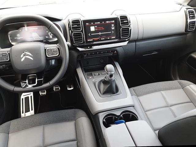 C5 1.2 130PS AirCross Shine Voll-LED Teil-Leder Sitzheizung Klimaautomatik Navi PDC v+h Rückf.Kamera Keyless abged.Scheiben 19-LM