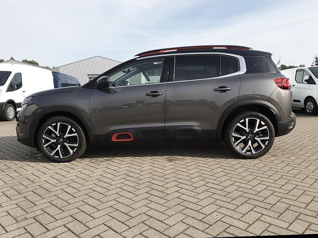 Citroën C5 - 1.2 130PS AirCross Shine Voll-LED Teil-Led PanoramaDach elekt. 19-LM Teil-Leder Sitzheizung Klimaautomatik Citroen-Navi mit Bluetooth DAB+ Apple CarPlay Android Auto PDC v+h Rückf.Kamera 2x Keyless