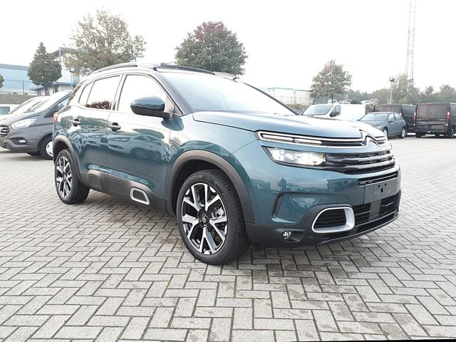 C5 1.2 130PS AirCross Feel Voll-LED Klimaauto 19-LM Klimaautomatik elekt. PanoramaDach Citroen-Navi mit Bluetooth DAB+ Apple CarPlay Android Auto PDC v+h 2x Keyless Rückf.Kamera