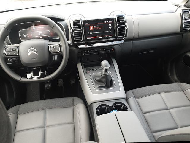 C5 1.2 130PS AirCross Business Plus Voll-LED Klimaautomatik Sitzheizung Navi PDC v+h Rückf.Kamera Keyless 19''LM