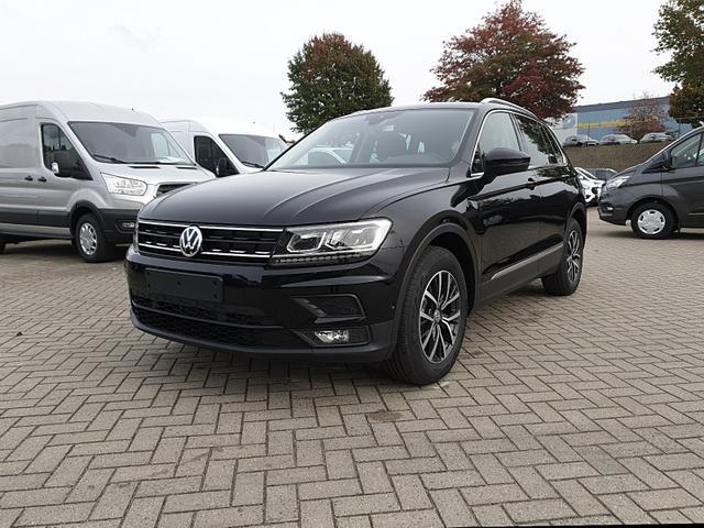 Volkswagen Tiguan - 1.5 TSI ACT 150PS DSG Comfortline Voll-LED Klimaautomatik Navi ErgoActive Sitzheizung Keyless öffnen&starten ACC PDC v+h Kamera Apple CarPlay Android Auto
