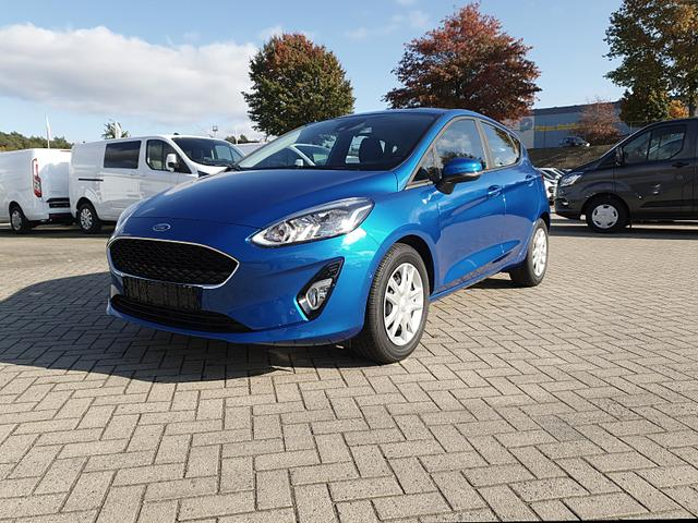 Lagerfahrzeug Ford Fiesta - 1.0 EcoBoost 95PS Cool & Connect 5-Tür 5-Türig LED-Scheinwerfer Klima Ford-Navi SYNC 3 Apple CarPlay Android Auto Bluetooth 8''-Touchscreen DAB  PDC v h Tempomat
