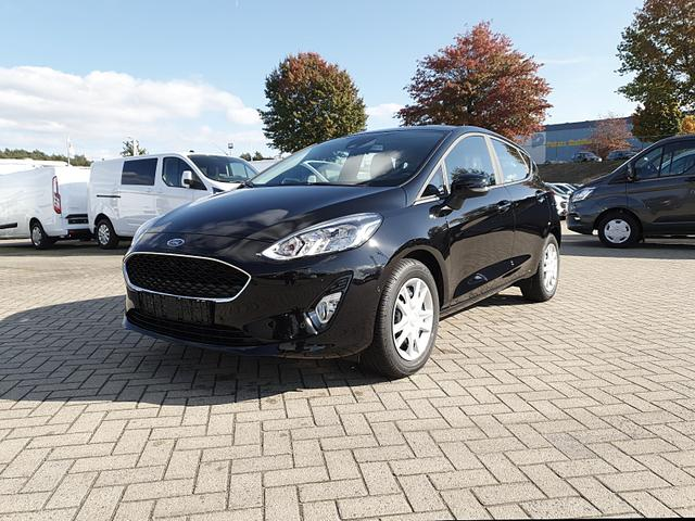 Ford Fiesta - 1.0 EcoBoost 95PS Cool & Connect 5-Türig LED-Scheinwerfer Klima Ford-Navi SYNC 3 Apple CarPlay Android Auto Bluetooth 8''-Touchscreen DAB+ PDC v+h Tempomat