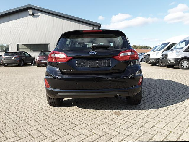 Ford (EU) Fiesta 1.0 EcoBoost 95PS Cool & Connect 5-Tür 5-Türig LED-Scheinwerfer Klima Ford-Navi SYNC 3 Apple CarPlay Android Auto Bluetooth 8''-Touchscreen DAB+ PDC v+h Tempomat
