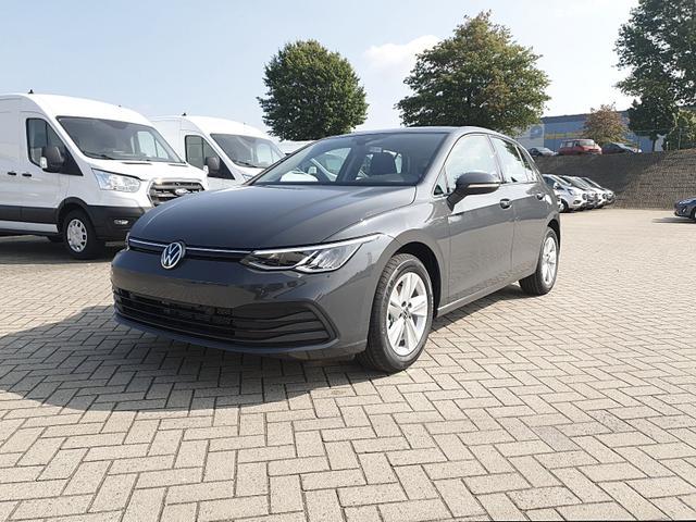 Volkswagen Golf - 8 1.5 TSI ACT OPF 130PS Life 5-Türig LED-Scheinw. Navi Klimaautomatik Sitzheizung Lenkradheizung PDC v h Tempomat mit ACC Vorlauffahrzeug