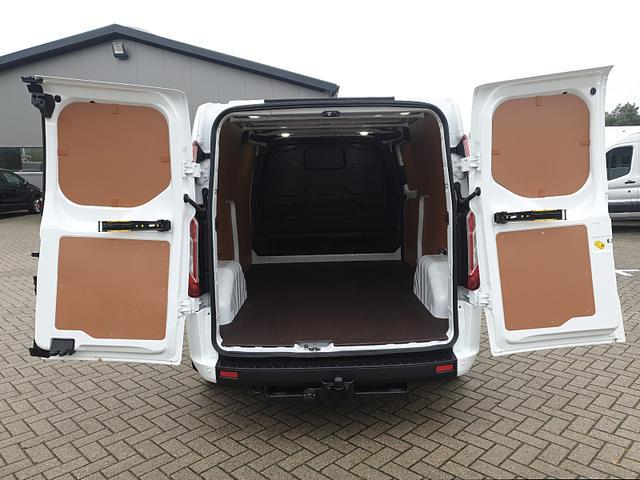 Ford Transit Custom L2 2.0 TDCi 130PS Trend 3-Sitzer Klima Rückf.Kamera Anhängerkupplung Ford-Radio SYNC mit Bluetooth 8''-Touchscreen Apple Carplay Android Auto PDC v+h