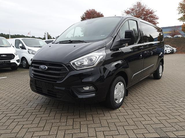 Ford Transit Custom - L2 2.0 TDCi 130PS Trend 3,0t 3-Sitzer Klima Anhängerkupplung Radio mit Bluetooth Frontscheibe beheizb. PDC v h Vorlauffahrzeug kurzfristig verfügbar