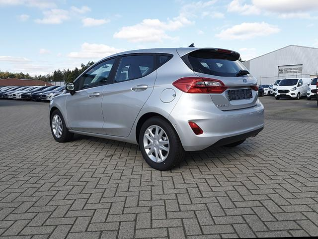 Fiesta 1.0 EcoBoost 95PS Cool & Connect 5-Tür 5-Türig LED-Scheinwerfer Klima Ford-Navi SYNC 3 Apple CarPlay Android Auto Bluetooth 8''-Touchscreen DAB+ PDC v+h Tempomat