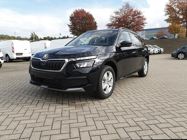 Skoda Kamiq - 1.0 TSI 95PS Ambition LED-Scheinwerfer Sitzheizung Klimaautomatik Radio mit Bluetooth Apple CarPlay Android Auto PDC