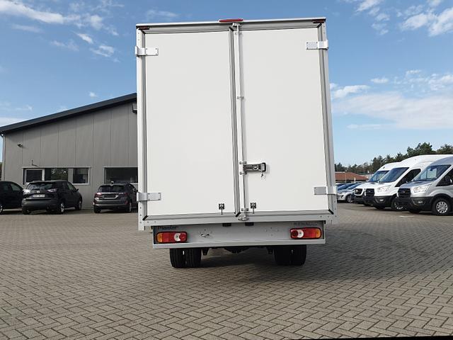 Renault Master Kastenwagen Kofferaufbau 2.3 dCi 163PS L4H1 4,5t 3 3-Sitzer Klimaautomatik Navi Sitzheizung Fahrtenschreiber