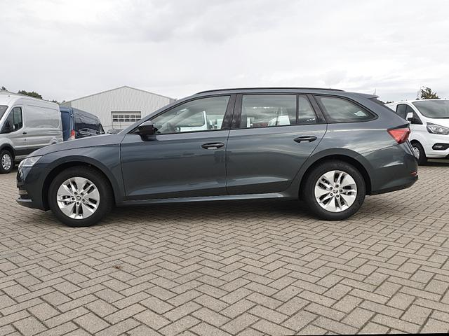 Skoda Octavia Combi 1.5 TSI 150PS Ambition NEUES MO MODELL Voll-LED Sitzheizung Klimaautomatik Skoda-Radio Swing 8''-Touch-Bildschirm DAB+ mit Bluetooth Apple CarPlay Android Auto PDC