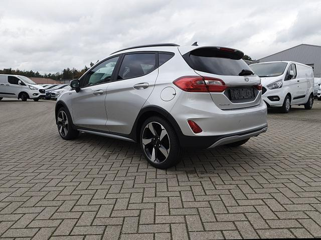 Ford (EU) Fiesta Active 1.0 EcoBoost 95PS Klimaautomati Klimaautomatik Sitzheizung Lenkradheizung Ford-Navi SYNC3 DAB+ 8''-Touchscreen mit Bluetooth Apple CarPlay Android Auto B+O Sound Frontscheibe beheizb. PDC