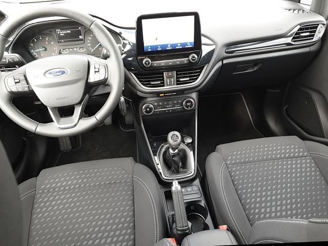 Fiesta 1.0 EcoBoost 95PS Titanium 5-türig Voll-LED Klimaautomatik Sitzheizung Lenkradheizung Frontscheibe beheizb. Navi DAB+ PDC Tempomat Apple CarPlay Android Auto
