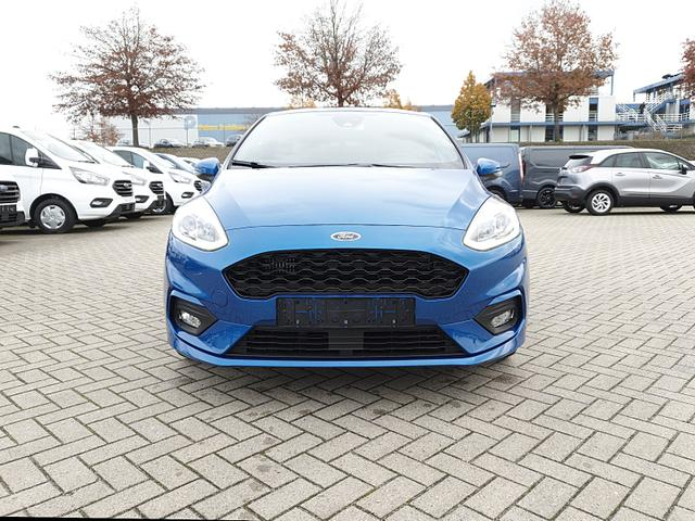 Fiesta 1.0 95PS EcoBoost ST-Line 5-türig Klim Klimaautomatik abg.Scheiben PDC Ford-Navi SYNC 3 DAB+ Bluetooth 8''-Touchscreen Apple Carplay Android Auto