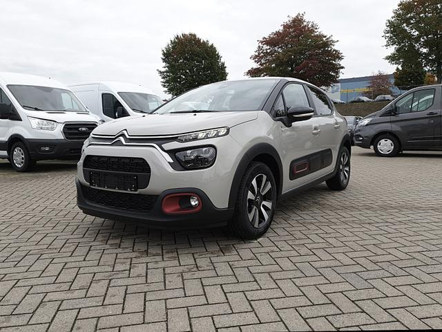 Gebrauchtfahrzeug Citroën C3 - 1.2 83PS C-Series AirBump 5-türig Neues Modell Voll-LED Klimatronic Citroen-Radio mit Bluetooth DAB  7''-Touchscreen Apple CarPlay Android Auto