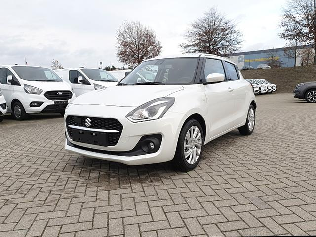 Suzuki Swift - 1.2 83PS DUALJET HYBRID Comfort 5-türig LED-Scheinwerfer Sitzheizung Klima PDC Rückf.Kamera AbstandsTempomat Audio-System inkl. DAB+ mit Bluetooth und Apple CarPlay Android Auto