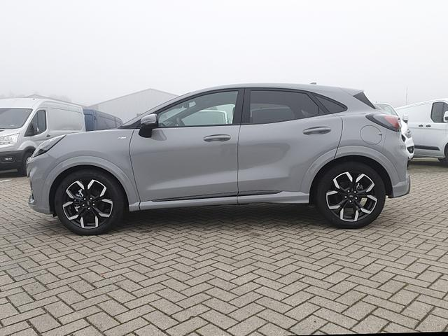 Ford Puma - 1.0 EcoBoost Hybrid 125PS ST-Line X LED-Scheinw. Klimaautomatik Winter-Paket Ford-Navi SYNC3 DAB+ 8''-Touchscreen mit Bluetooth Apple CarPlay Android Auto B+O Sound PDC v+h Rückf.Kamera Teil-Leder
