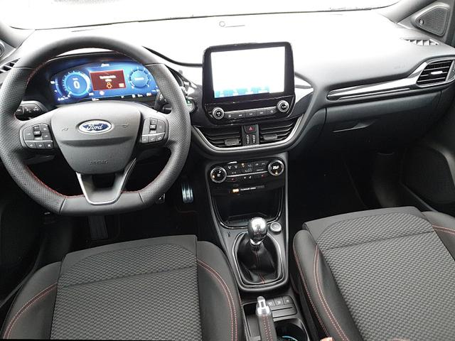Puma 1.0 EcoBoost Hybrid 125PS ST-Line Klimaautomatik Sitzheizung Lenkradheizung Ford-Navi SYNC3 DAB+ 8''-Touchscreen mit Bluetooth Apple CarPlay Android Auto B+O Sound Frontscheibe beheizb. PDC