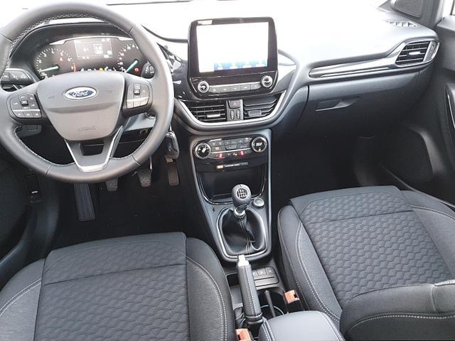 Puma 1.0 EcoBoost Hybrid 125PS Titanium Klimaautomatik Sitzheizung B+O Sound Lenkradheizung Ford-Navi SYNC3 DAB+ 8''-Touchscreen mit Bluetooth Apple CarPlay Android Auto Frontscheibe beheizb. PDC