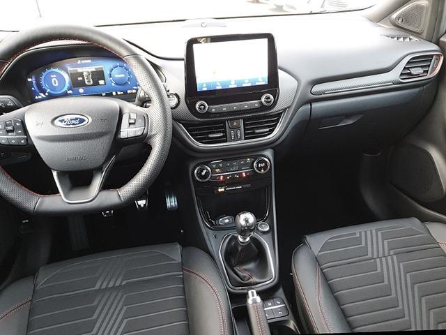 Puma 1.0 EcoBoost Hybrid 125PS ST-Line X Klimaautomatik Winter-Paket LED-Scheinw. Ford-Navi SYNC3 DAB+ 8''-Touchscreen mit Bluetooth Apple CarPlay Android Auto B+O Sound PDC v+h Rückf.Kamera Teil-Leder