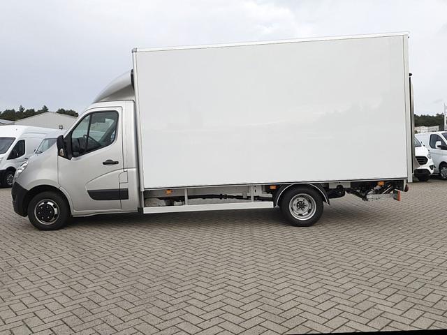 Renault Master Kastenwagen - Kofferaufbau 2.3 dCi 163PS L4H1 4,5t 3-Sitzer Klimaautomatik Navi Sitzheizung Fahrtenschreiber Ladebordwand ''DHOLLANDIA''