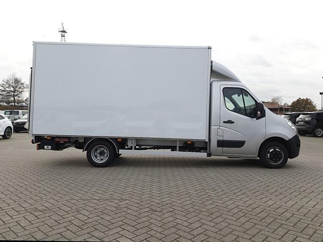Renault Master Kastenwagen Kofferaufbau 2.3 dCi 163PS L4H1 4,5t 3-Sitzer Klimaautomatik Navi Sitzheizung Fahrtenschreiber Ladebordwand ''DHOLLANDIA''