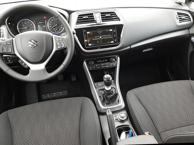 SX4 S-Cross 1.4 129PS ALLGRIP 4x4 HYBRID Comfort LED-Scheinw. Klimaautomatik Sitzheizung Navi PDC v+h Rückf.Kamera Tempomat mit ACC Keyless