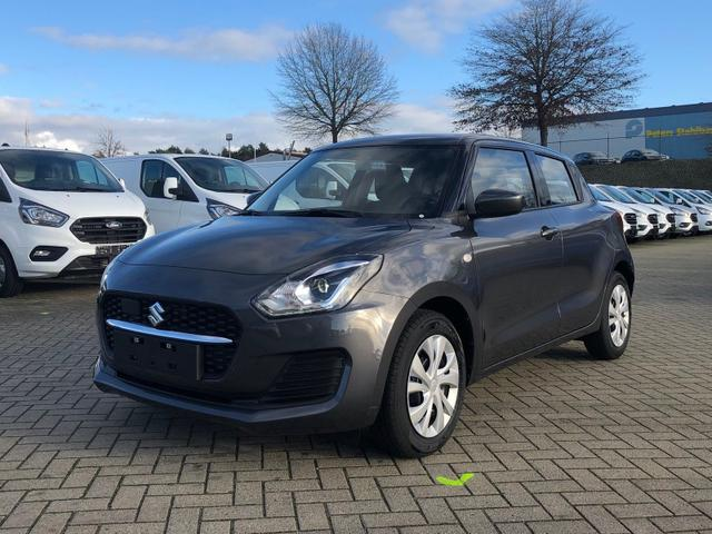 Suzuki Swift - 1.2 83PS DUALJET HYBRID Club 5-türig LED-Scheinwerfer Klima AbstandsTempomat Suzuki-Radio mit Bluetooth Front Assist