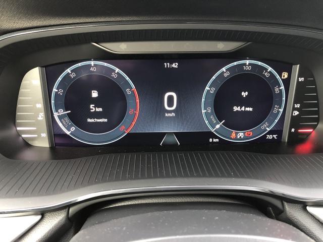 Octavia Combi 1.5 TSI 150PS Style NEUES MODELL Matrix-LED AFS Virtual Cockpit Navi Columbus 10''-Touchscreen Winter-Paket Anschlussgarantie 08.11.2025 2xKeyless