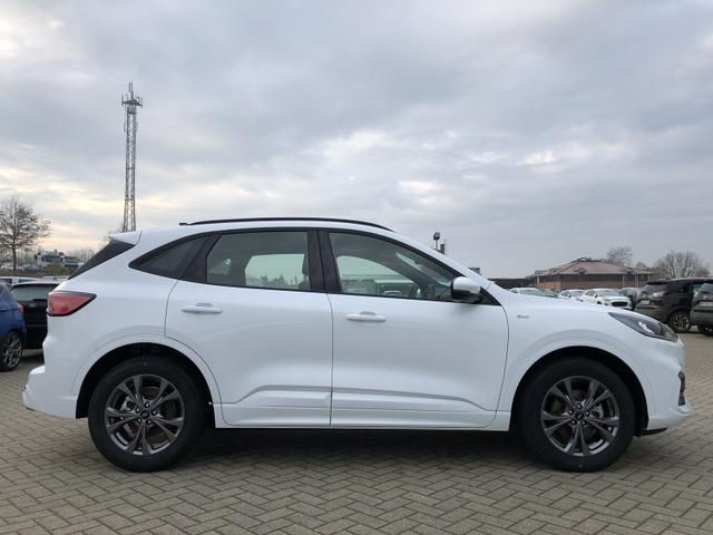 Ford Kuga 1.5 EcoBoost 150PS ST-Line Neues Modell Sitzheizung v+h Klimaautomatik Lenkradheizung Frontscheibe beheizb. Navi PDC Keyless elektr. Heckklappe