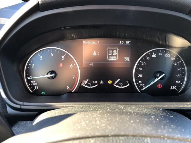 Ford EcoSport 1.0 EcoBoost 125PS Titanium Teil-Leder Klimaautomatik Ford-Navi SYNC3 DAB+ 8''-Touchscreen mit Bluetooth Apple CarPlay Android Auto Sitzheizung Lenkradheizung Frontscheibe beheizb. PDC