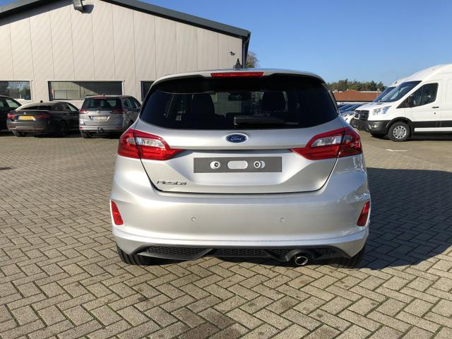 Ford Fiesta 1.0 EcoBoost 95PS ST-Line X 5-türig Voll-LED Klimaautomatik Keyless Sitzheizung Lenkradheizung Frontscheibe beheizb. B+O Sound Ford-Navi SYNC 3 DAB+ Bluetooth 8''-Touchscreen Apple Carplay Andr