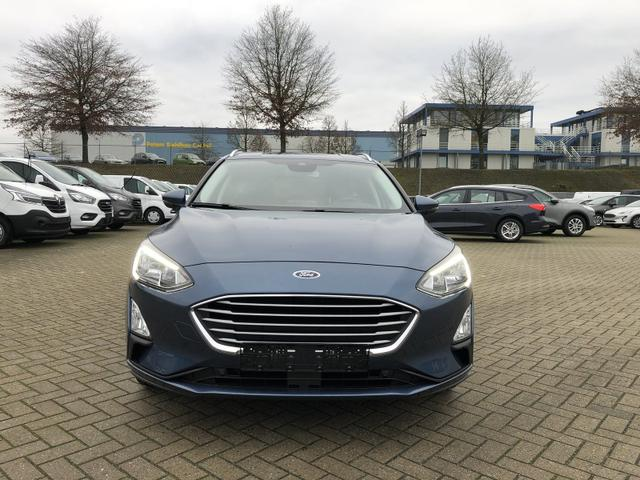 Focus Turnier 1.0 EcoBoost 100PS Cool & Connect Winter-Paket AbstandsTempomat LED-Scheinw. Klima Ford-Navi SYNC3 DAB+ 8''-Touchscreen mit Bluetooth Apple CarPlay Android Auto PDC v+h Rückf.Kamera abged