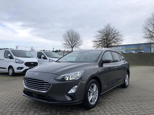 Lagerfahrzeug Ford Focus Turnier - 1.0 EcoBoost 100PS Cool & Connect Winter-Paket AbstandsTempomat LED-Scheinw. Klima Ford-Navi SYNC3 DAB  8''-Touchscreen mit Bluetooth Apple CarPlay Android Auto PDC v h Rückf.Kamera abged