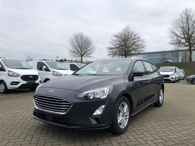 Ford Focus Turnier - 1.0 EcoBoost Hybrid 125PS Cool & Connect LED-Scheinw. Klima Ford-Navi SYNC3 DAB+ 8''-Touchscreen mit Bluetooth Apple CarPlay Android Auto PDC v+h Rückf.Kamera