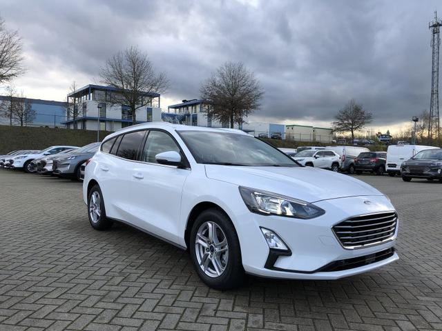 Focus Turnier 1.0 EcoBoost 100PS Cool & Connect LED-Scheinw. abg. Scheiben Klima Ford-Navi SYNC3 DAB+ 8''-Touchscreen mit Bluetooth Apple CarPlay Android Auto PDC v+h Rückf.Kamera