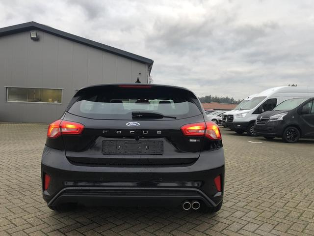 Focus 1.0 EcoBoost Hybrid 125PS ST-Line Business 5-Türer LED-Scheinwerfer Winter-Paket Klimaautomatik Ford-Navi SYNC3 DAB+ 8''-Touchscreen mit Bluetooth Apple CarPlay Android Auto PDC v+h Rückf.Kamera