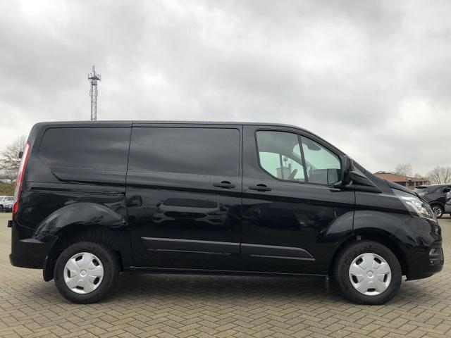 Transit Custom L1 2.0 EcoBlue 130PS Hybrid Trend 2,8t 3-Sitzer Klima Anhängerkupplung Ford-Navi SYNC3 Bluetooth 8''-Touchscreen Apple Carplay Android Auto Rückf.Kamera Frontscheibe beheizb. PDC v+h Tem