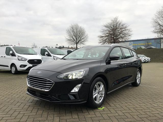 Focus Turnier      1.0 EcoBoost Hybrid 125PS Trend Business LED-Scheinw. Klima Ford-Navi SYNC3 DAB+ 8''-Touchscreen mit Bluetooth Apple CarPlay Android Auto PDC v+h Rückf.Kamera