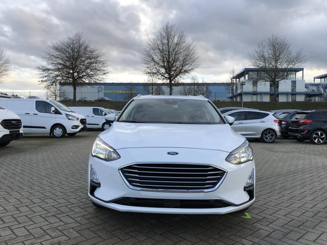 Focus Turnier 1.0 EcoBoost 100PS Trend Business LED-Scheinw. abg. Scheiben Klima Ford-Navi SYNC3 DAB+ 8''-Touchscreen mit Bluetooth Apple CarPlay Android Auto PDC v+h Rückf.Kamera